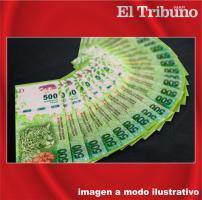 Dinero Sin datos  PRESTAMOS